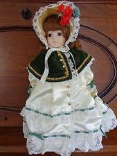 """Gorham Musical """"Victorian Doll"""" plays """"Walking in a Winter Wonderland"""""""