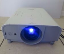 SANYO PLC-XT21 4000 LUMEN HD XGA LCD PORTABLE MEDIA PROJECTOR214H in lamp hours