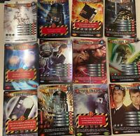 Doctor Who Battles In Time - RARE Cards - You Choose Your Card