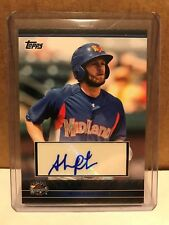 2010 TOPPS PRO DEBUT SERIES 2 SHANE PETERSON RC AUTO MIDLAND ROCKHOUNDS 143/199