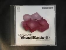 Microsoft Visual Basic 6.0 Professional VB 6 PRO + MSDN Library for Windows 10