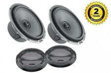 "Hertz Mille Pro MPX165.3 2 Way Coaxial 6.5"" 17cm Car Speaker inc grills"