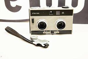Meopta Stereo 35 Camera Czech - SERVICED