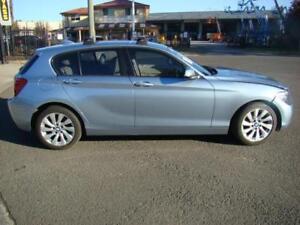BMW 1 SERIES STARTER MOTOR 2.0LTR TURBO DIESEL 118d, N47N, F20, 10/11-05/15