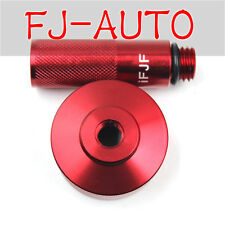 New Style Red Funnel and Extended Run Gas Cap Adapter For Honda Generator