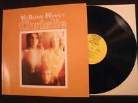 CHRISTIE - Yellow River - 1970 Epic Vinyl 12'' Lp./ Exc./ Prog Psych Rock