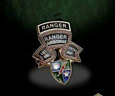Army Ranger Airborne 1St Ranger Battalion 75Th Battalion Hat Pin