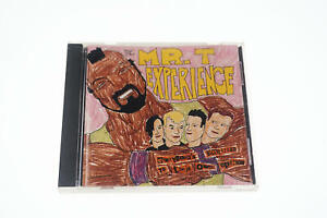 MR.T EXPERIENCE''EVERYONE'S ENTITLED TO THEIR OWN OPINION'' CD A11204