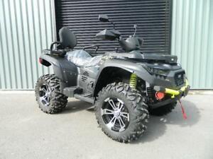 TGB Blade 1000LTX Fully road legal quad bike