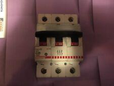 interruttore  magnetotermico bticino trifase 25 a