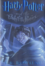 Harry Potter and the Order of the Phoenix (Book 5) Hardcover – June 21, 2003