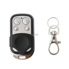Universal 433.92MHz 4 Button Copy Remote Control For Gadget Car Garage Door Gate