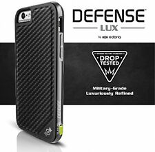 For iPhone 6 6S Case Cover, X-Doria Defense Lux Leather Military Grade Protect