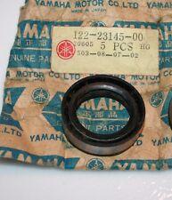 Yamaha YSR50 HT1 YG1 NOS Fork Seal OEM 122-23145-00 YG5 LT2 LT3 27x39x10.5