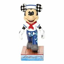 Disney Traditions Mickey Mouse 'Snazzy Sailor' Figurine