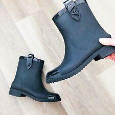 NEW Jimmy Choo Black Edie Boots 36