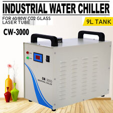 Refrigeratore Acqua Industriale CW-3000 per Laser Engraver INCISIONE macchine