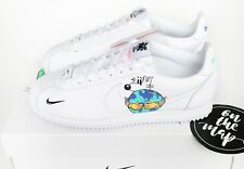 Nike Cortez Flyleather QS Earth Day 2019 White UK 5 6 7 8 9 10 11 12 US New