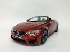 BMW M4 Convertible. Gt Spirit.  1/18 Scale. Boxed .