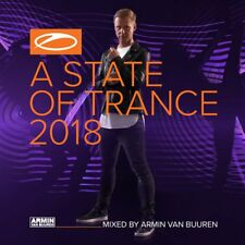 Armin Van Buuren - A State Of Trance 2018 (Preorder Out 27th April) (NEW 2 x CD)