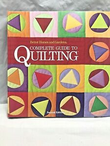 Better Homes and Gardens Complete Guide to Quilting, Hardback 2012