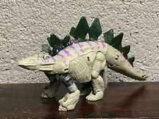 Transformers Beast Wars Neo Saberback D-30 Snarl Stegosaurus Complete Japan Rare