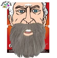 False Character Beard on Elastic ~ Wicked Costumes ~ 3 Colours Available!