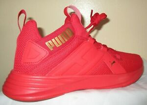 WOME'S PUMA ENSO  OPTIMAL CONFORT RED SHOES SIZE 6.5