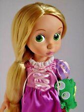 Disney Rapunzel First Edition Animator poupée oripeaux//paillettes cheveux//Nuit Robe