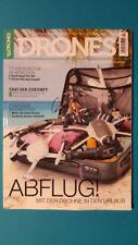 DRONES Ausgabe 04/2017 ABFLUG! ungelesen 1A absolut TOP