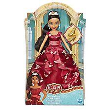 Hasbro Disney Elena von Avalor Königlicher Robe Puppe Inklusive Zubehör NEU