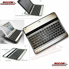 mobile Bluetooth Keyboard UK englisch Tastatur für Tablet iPad 2 3 4 und iPhone