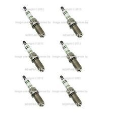 For Porsche 911 Boxster Spark Plug FGR-5-NQE-04 Set of 6 BOSCH OEM 99917015190