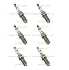 For Porsche 911 Boxster Spark Plug FGR-5-NQE-04 Set of 6 BOSCH OEM 99917015190