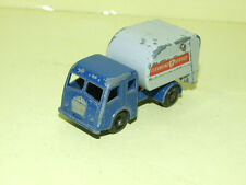 TIPPAX REFUSE COLLECTOR POUBELLE MATCHBOX LESNEY N°15