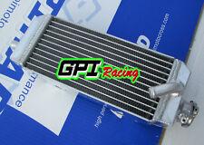 Suzuki RM85 RM 85 2002-2009 2003 2004 2005 2006 2007 2008 aluminum  radiator