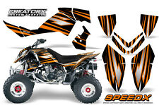 POLARIS OUTLAW 450 500 525 2006-2008 GRAPHICS KIT CREATORX DECALS SPEEDX OB