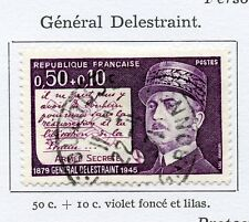 STAMP / TIMBRE FRANCE OBLITERE N° 1689 GENERAL DELESTRAINT