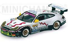 MINICHAMPS 036950 Porsche 911 GT3 RS diecast race car Winners Spa 2003 1:43rd