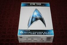 Star Trek: Original Motion Picture Collection (DVD, 2009, 7-Disc Set) *Brand New