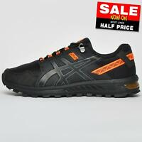 Asics Gel Citrek Men's All Terrain Running Shoes Trail Outdoor Trainers Black