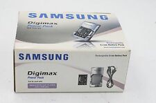 Samsung Digimax Power Pack SLB-1137 Battery + Charger Kit