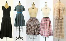 VINTAGE 1950s 1960s RESELLER LOT  | vintage lot of five | LOT #18