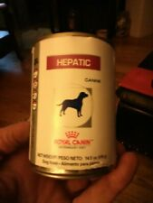 Royal Canin Canine Hepatic Wet Dog Food 14.5 Ounce Can x 12 Cans 12/17/21