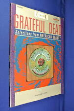 GRATEFUL DEAD SELECTIONS FROM AMERICAN BEAUTY Guitar Tab Songbook Sheet Music 91