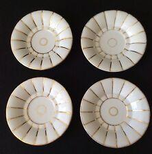 Coupelle lot de quatre coupelles en porcelaine de Paris début XIXe France