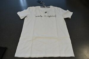 """Assos T-Shirt Men's """"Made in Cycling"""", White, Size Medium, NEW"""