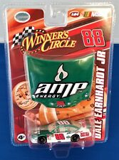 2008 Winners Circle #88 Dale Earnhardt Jr With Hood Magnet 1:64 AMP Energy Chevy