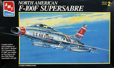 Revell 1:72 North American F-100F Super Sabre. Kit Nr. 8892