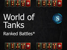 World of Tanks 3. Saison Ranked Battles - 1. Liga!!!
